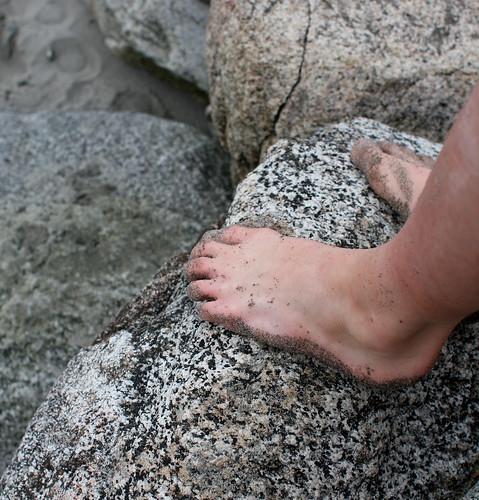 Not my feet