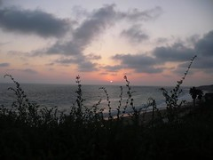 Sunset at Crystal Cove 2