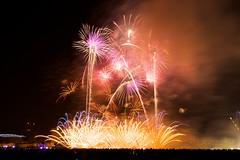 Marina Bay NYE Countdown Fireworks 2009