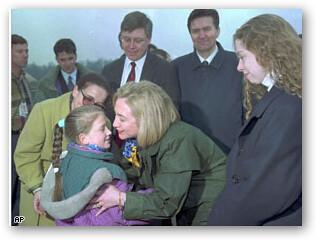 Clinton and Emina Bicakcic