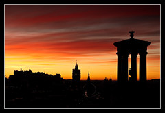 Edinburgh Skyline photo by NorthernXposure