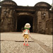 Yotsuba & the Gate to Puerta Real