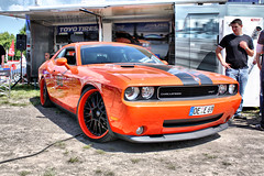 Dodge Challenger SRT photo by Wutzman