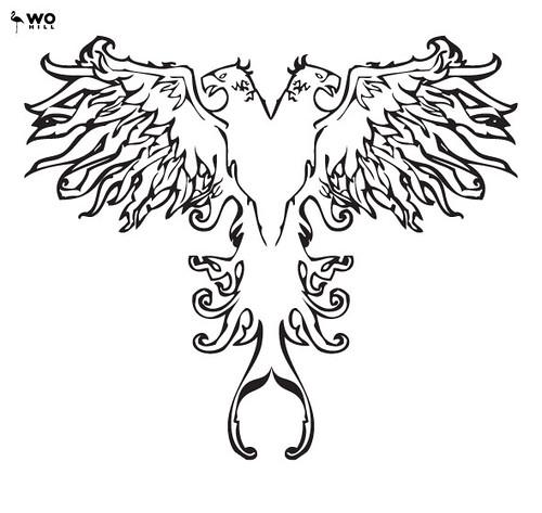 eagle and snake coloring pages - photo #49