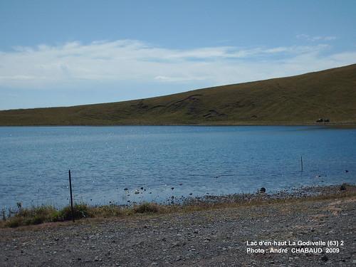 Lac d'en-haut La Godivelle (63) 2