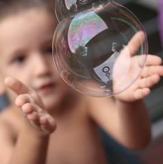 Soap Bubbles photo by paolomezzera