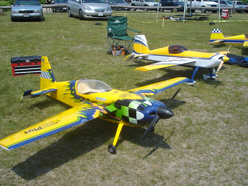 Electric RC Airplanes  Introduction to remote control