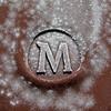 M - chocolate