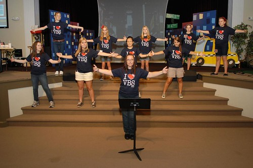 VBS 2011 Day 2