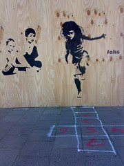 FAKE STENCIL AMSTERDAM photo by .FAKE.