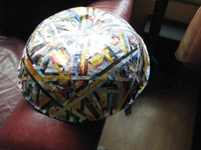 thelongthread.com » Paper Bag Bowls