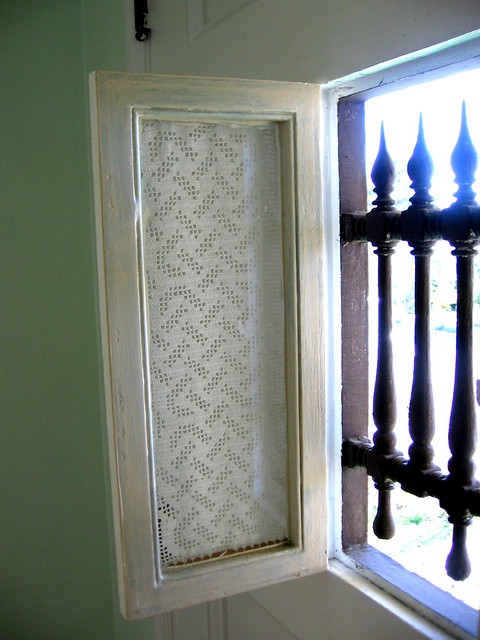 Crochet patterns - crochet valances