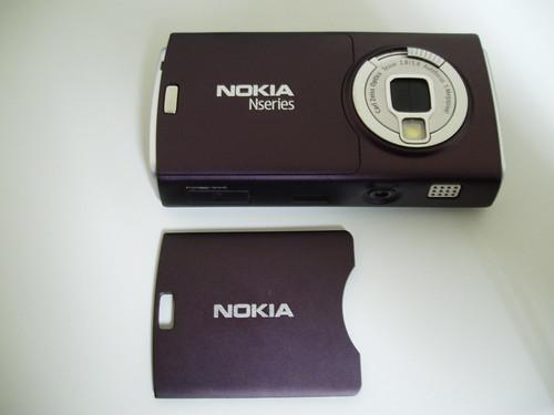 N95 電池背蓋