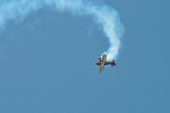 Stunt Plane - Downtown Kansas City Airport