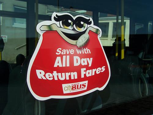 Return fares!