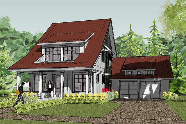 Cool Cottage House Plans in Canada | Modern House Designs