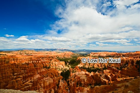 Bryce Canyon, Utah by Low Hor Kwai