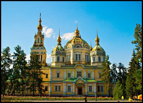 Zenkov church: another take