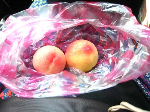 武陵農場水蜜桃