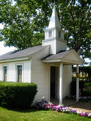 Chapel at Dutch Village