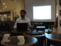 August KL Technite - Sarbjit Singh Gill