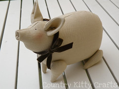 piggy Tilda photo by countrykitty