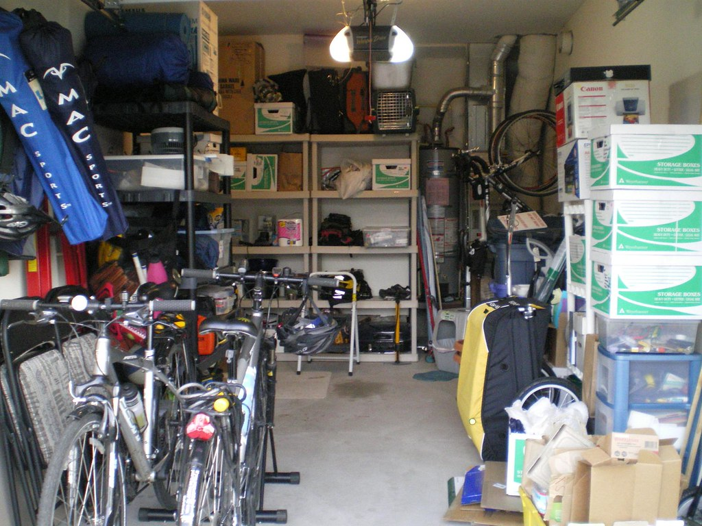 Room for More Bikes!