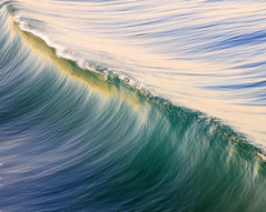 Wave Art photo by Phil Gibbs