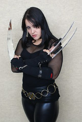 X-23 Laura Kinney photo by Team Fanbabe