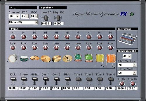 Beatbox midi drum sequencer free download for windows 10, 7, 8/8. 1.