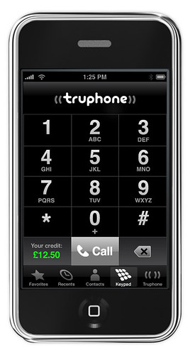 [이미지9] truphone on iPhone