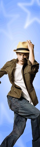 Bookmark: Lucas Grabeel (I)