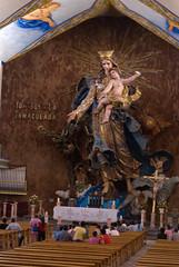 Basílica de la Divina misericordia Chignahuapan Puebla