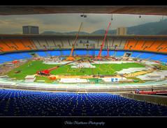 The Maracana photo by mike matthews