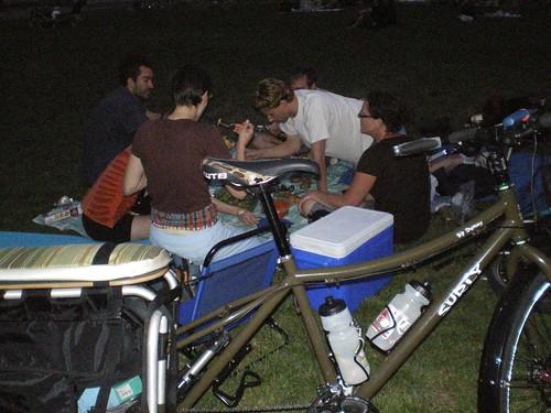 Pedal Potluck Picnic