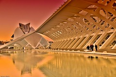 Ciudad de las Artes y las Ciencias, Valencia, Spain photo by eyeCatchLight Photography