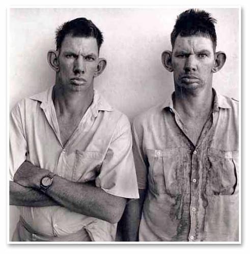 Los gemelos en el mundo