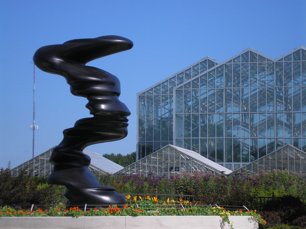 Frederik Meijer Gardens Sculpture Park Mapquest Discover
