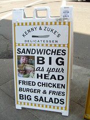 Kenny and Zuke's Deli