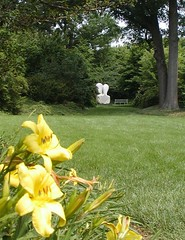 Flagler Garden with Daylilies