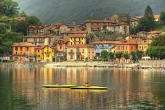 A Closer Look At Mergozzo Town photo by Fabio Montalto