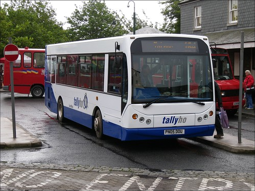 Tally Ho new livery