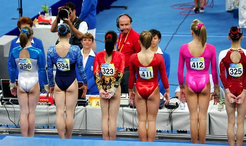 girls gymnastics photos