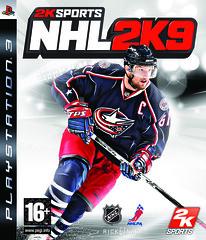 NHL2K9 PS3 FOB PEGI16