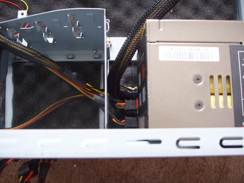 Power Supply in Place