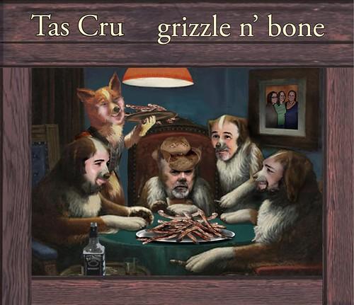 Grizzle n' Bone CD Cover (Medium)