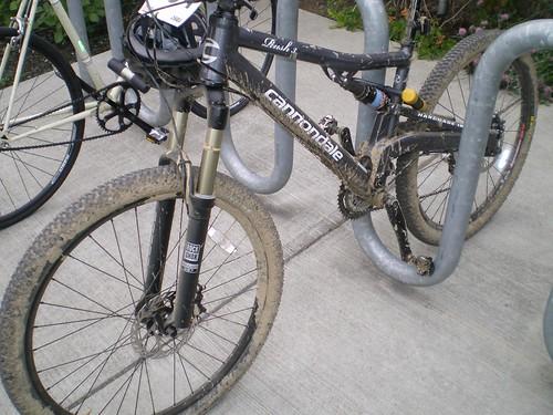 Muddy, at last