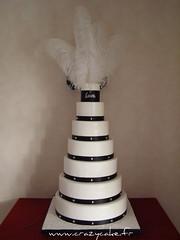 Wedding Cake photo by Crazy Cake - Cakedesigner57