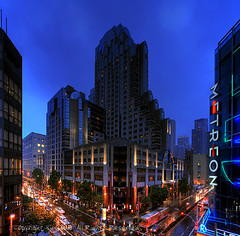 marriott hotel, san francisco photo by louie imaging
