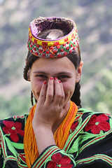 Kalashi Girl photo by Max Loxton